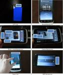 Обслуживание осмотра обслуживаний проверки качества смартфона
