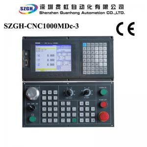 China SZGH 5MHz CNC Milling Controller 3 Axis For Milling Machine / Engraving Machine on sale