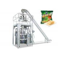 Vertical apple chips packing machine in guangzhou