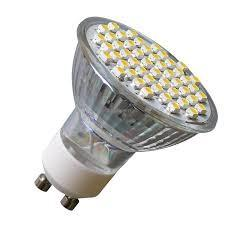 China 3 W 60Hz 2700K Warm White SMD LED Spotlight GU10 , 150 Lumen LED Lights Bulb on sale