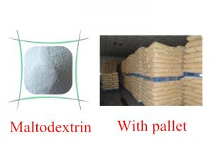 China Moisture  6.0 Max Corn Starch Maltodextrin For Confection / Beverages With Hs Code 35051000 on sale