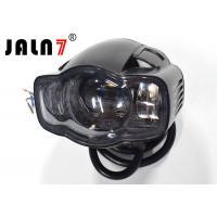 China 4 Inch Motorcycle Led Headlight Conversion , Led Motorcycle Headlamp on sale
