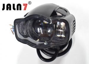 China 4 Inch Motorcycle Led Headlight Conversion , Led Motorcycle Headlamp on sale