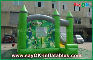 China Mini Indoor Outdoor Inflatable Bounce Party Bouncer Bounce House Commercial on sale