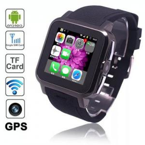 China 2015 Smart Android watch phone Apple iPhone Watch iwatch 1.54 Inch TFT Screen 5mp camera on sale
