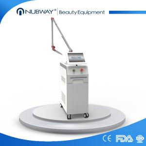 China Q Switched Nd Yag Laser portable Best Tattoo Removal Mahcine CE Approved on sale