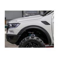 6pc Slim 4x4 Wheel Arch Flares For Ranger PX2 Wildtrak 2015 2017 Exterior Accessories