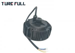 China IP65 Round LED Driver , 277v Outdoor Ac Led Driver 120w Led Power Supply on sale