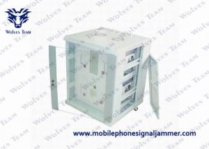 China Cube Style 240W Mobile Phone Network Jammer , Cell Phone Jammer Kit Long Working Time on sale