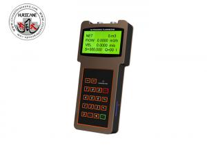 China Handheld UFM-H Ultrasonic Flow Meter For Industrial Water With High Precision on sale