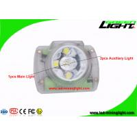 China Explosion Proof High Lumen Mining Cap Lights , Digital Colorful Miner Headlight with Magnetic USB Charger on sale