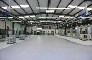 China Car Maintenance Shop Steel Structure Warehouse Frame System High Performance on sale