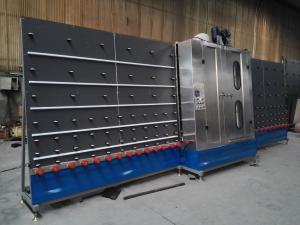 China Vertical Glass Washing Machine,Low-e Glass Washing Machine,Glass Vertical Washing and Drying Machine on sale