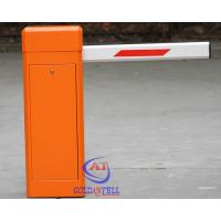 China Automatic Road Boom Barrier For Car Parking And Highway Toll System , Vehicle Access Parking Barrier Gate on sale