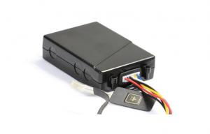 China Waterproof GPS Vehicle Tracking Device , Motorcycle / Automobile GPS Tracker on sale