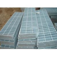 Corrosion Resistant Galvanized Metal Grating 32 X 5mm Bearing Bar For Metal Walkway