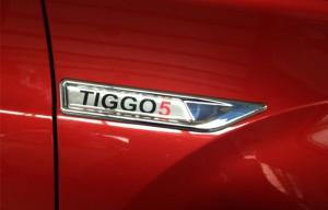 China ABS Chrome Auto Body Trim Parts , Chery Tiggo5 2014 Fender Garnish on sale