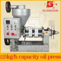 """Advanced farm mechinery HEATER oil press/oil expeller China famous brand """"GuangXin """" YZYX90WK"""