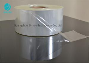 China Metallised BOPP Film Roll , BOPP Thermal Lamination Film Eco Friendly on sale