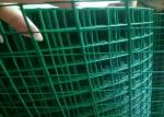 3ft 5ft  PVC Coated Welded Wire Mesh Low Carbon Steel For Protection Cage
