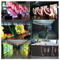 Super Slim Micro Full Color LED Rental Cabinet Billboard P2.6 P2.9 Rgb P4 P5 P6 P7