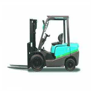 China FD20 2Ton Diesel Forklift Truck Fuel Consumpion With Lifting Height 3000mm on sale