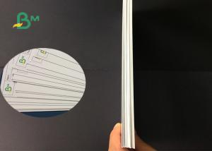 China 300gsm Thickness Ivory Cardboard Paper in Roll 787mm Free A4 Size supplier