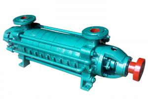 China High Efficiency Horizontal Multistage Pumps / Boiler Feedwater Pump 3.75~185m3/h on sale