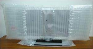 China Stand Up Inflatable Packaging Bags / Cushion Packaging For VCD DVD on sale