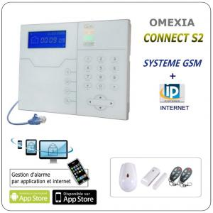China TCP/IP GSM RFID Smart Home Alarm Panel home automation touch panel on sale
