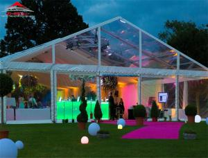 China Big Event Marquee Canopy Tent With High Reinforced Aluminum 6061 / T6 Material on sale