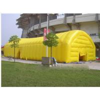 attractive design outdoor portable Yellow inflatable Tent