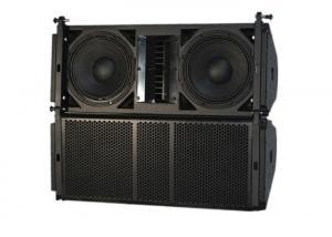 China Low Frequency Pro Audio Line Array Speakers , Ukuran Box Speaker 10 Inch Line Array on sale