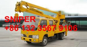 China 16M Dongfeng EQ5052JGK Aerial Working Vehicle on sale