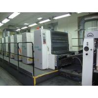 ROLAND 705/3B + LV (2001) Sheet fed offset printing press machine
