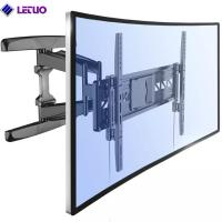 China R2 both Curved and Flat TV Wall Mount Bracket for most of 32-70 Inches LED, LCD,OLED TVs With Articulating Arm Swivel on sale