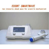 Low Intensity Pain Relief / ED Therapy Shockwave Physiotherapy Machine 10mj-190mj