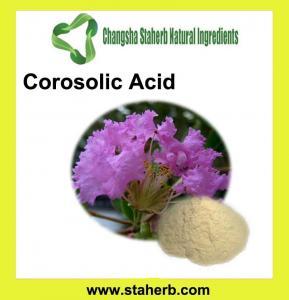 China corosolic acid on sale