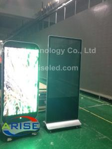 China P3mm indoor LED Advertising Billboards RGB 3 In 1 LED Advertising Screen For Media Player, on sale