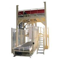 China 60Bags/H 7.5KW Weighing FIBC Carbon Black Packing Machine on sale