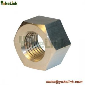 China 304 stainless steel ASTM A563 structural heavy hex nut 2'' For Structural application on sale