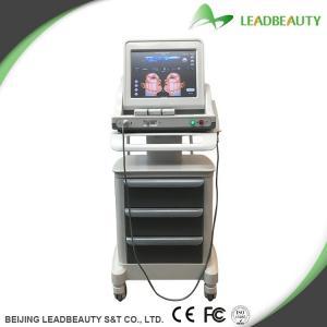 China East beauty hot sale best effect wrincle removal whitening face lift hifu beauty machine on sale