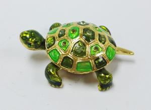 Mini Sea Turtle Trinket Box Decorative Storage Box For