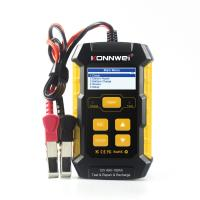 China 0.77W 12V 5Ah Battery Charger Tester KW510 For Lead Acid Battery on sale