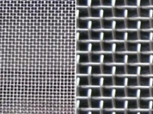 China Stainless Steel Square Wire Mesh(Hot Product)  alkaline-resisting property, heat-resisting feature on sale