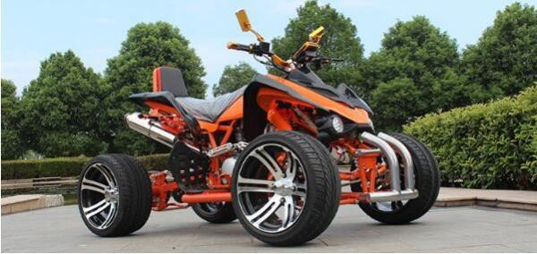 150CC 4 Stroke Off Road Four Wheelers 1 Cylinder Automatic