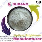 Agent de blanchiment optique de haute qualité utilisé par PVC OB