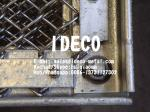 Aluminized Steel Chainlink Woven Fabric, Aluminum Coated Chain Link Wire Fences, Rhombic Mesh
