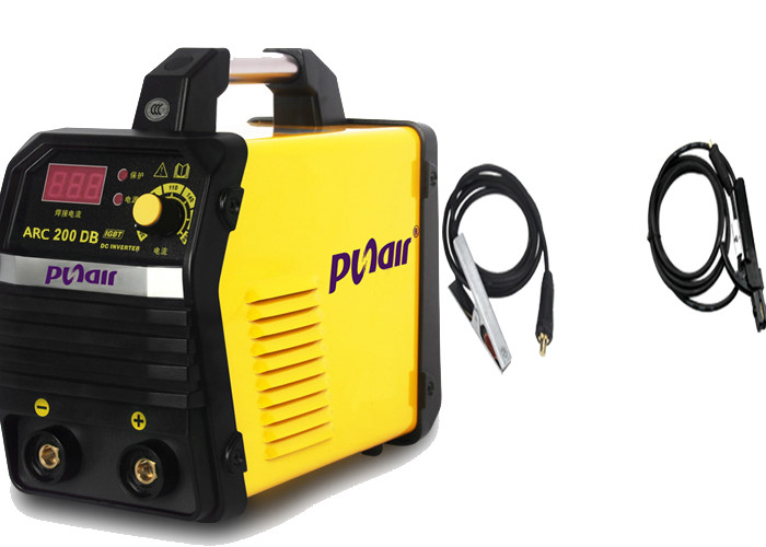 60 Duty Cycle Single Phase ARC Welding Machine Inverter Welder 200 Amp For Sale Manufacturer From China 106039403