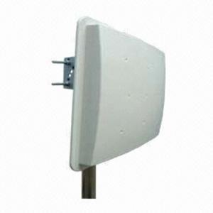 China RFID Panel Directional Antenna, 8dBi Gain on sale